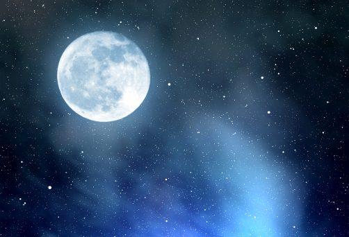 Blue Moon Yoga Workshop